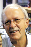 Jim Cook, age 75