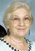 Joan Guffey Walker age 86