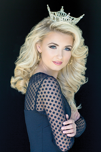 Cliffside young woman will take part in 2016 Miss North Carolina