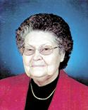 Juanita Harrill Carver, 91