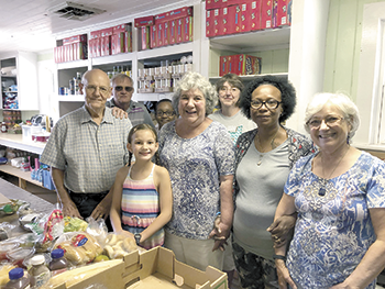 They Feed The Hungry Washburn Center In Its 10th Year, Needs Volunteers