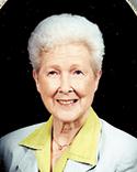 Mrs. June White Haynes, 92