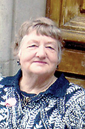 Betty Smith Justice, age 87
