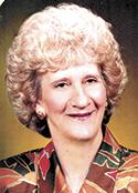 Kathryn Melton Parton, age 93