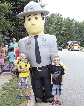 20th Annual Kids & Cops