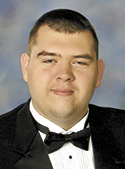 Tyler M. Ledford, age 24
