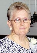 Carol Robbins Leverett, age 72