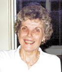 Lillian Naomi Jacob age 80