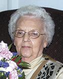 Lillian Robbins Robertson, age 100