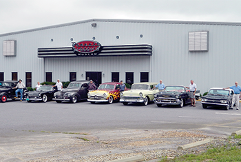 Car collecting a passion for Little Detroit