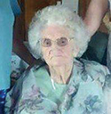 Frances Lee McGowan Logue of Rutherfordton, age 95