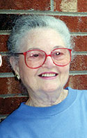 Mrs. Lois Guffey Hunt, age 91