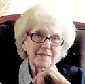 Lucille Wiles Gilbert, age 91