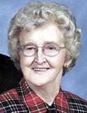 Lucy Davis Carroll, age 86