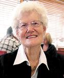 Lucy Mae Hopper Johnson, age 90