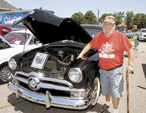 Main Street Baptist Church Car Show Held