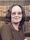 Mildred Beckett Nicholas, age 72