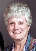 Madeleine Scruggs Hardin, age 87