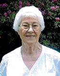 Madge Silvers Brookshire, age 81