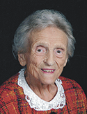 Mrs. Mae Ruth Scruggs Moss, age 95