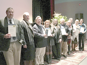 Town of Rutherfordton Wins NC Main Street Award