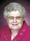 Margaret Laura Proctor Camby, 93