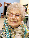 Martha Cole Griswold Whitener, age 95