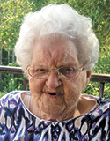 Mary Sue Dale Ownbey, 98