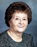 Mary Louise Butler Earley, age 90