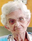 Mary Lou Dobbins Owensby, 87