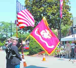 Town of Forest City Memorial Day Ceremony