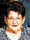 Mildred B. Conner, age 87