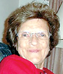 Eva Mildred Morrison Crowe, age 91