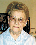 Mildred Bridges Terry, age 91