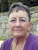 Carolyn Saine Moore, age 72