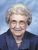 Cova Whitaker Moore, age 94