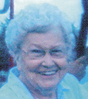 Nannie K. Morrow, 91