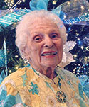 Mozelle Pardue Thomas, age 95