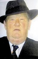 Reverend Tony Mullinax, age 63