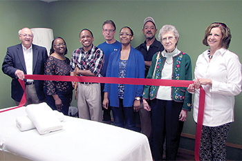 MyoBalancing: Muscular Therapy ribbon cutting
