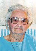 Myrtle Culbreth Bennett, age 105