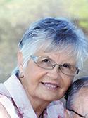 Myrtle Reed Greenholtz, age 72