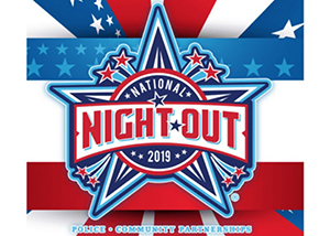 National Night Out set for October 1