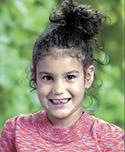 Aaliyah Grace Norris, age 7