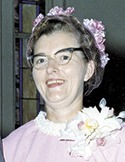 Evelyn Hamrick Norville, age 91