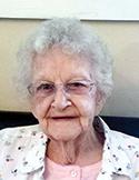 Myrtle Mae Owenby age 94