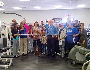 Ribbon cutting held for Pro Physical Therapy & Fitness Center