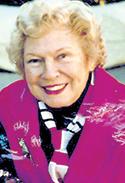 Mrs. Pamela Roche, age 87