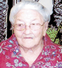 Pansy Robbins Parker, age 105
