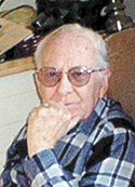 Reverend L. Paul Crawford, age 91